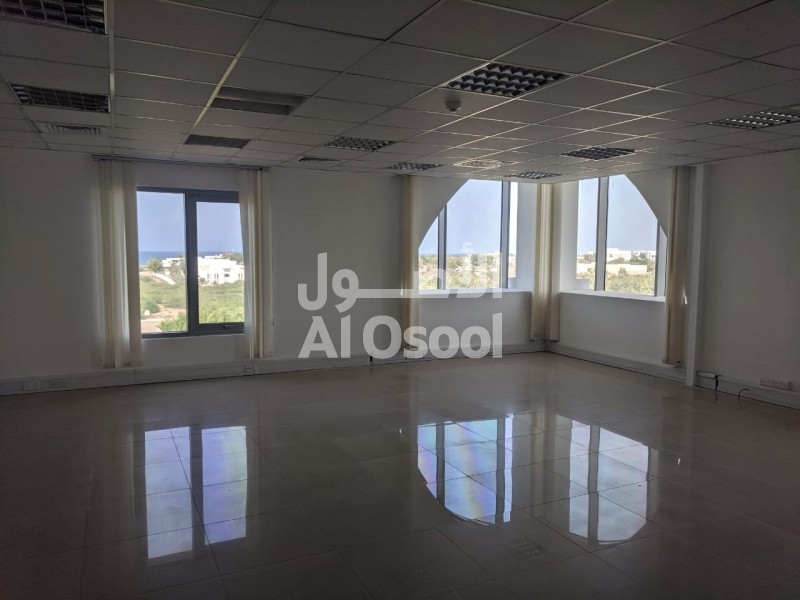Business center fitted area for rent in Bait Al Reem