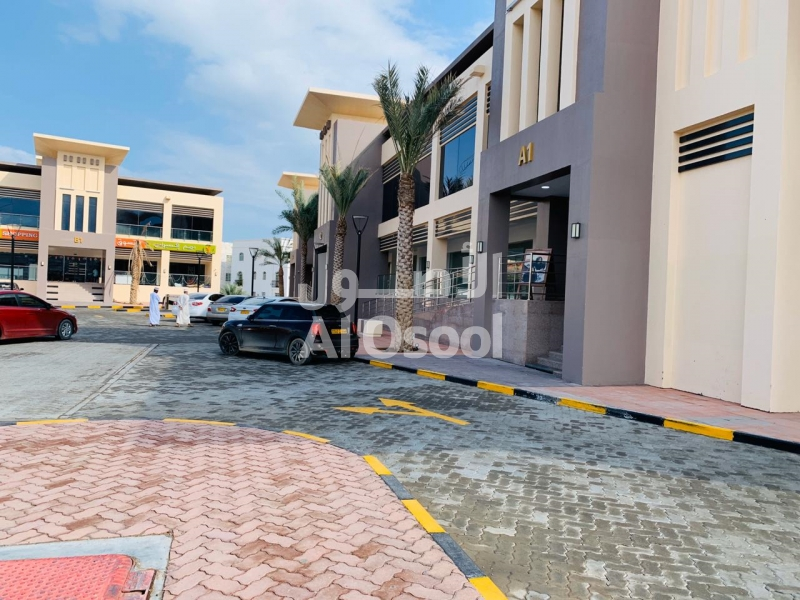 OFFICE FOR RENT AT THE PRIME LOCATION OF MAWALEH