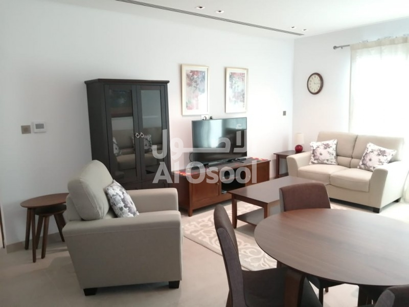 Fully Furnished 1 Bedroom Flat for rent