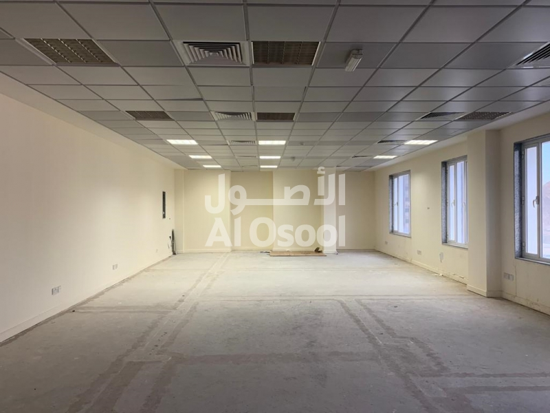OFFICES FOR RENT IN WADI KABIR NEXT TO SHERATON FOR 441.68 OMR