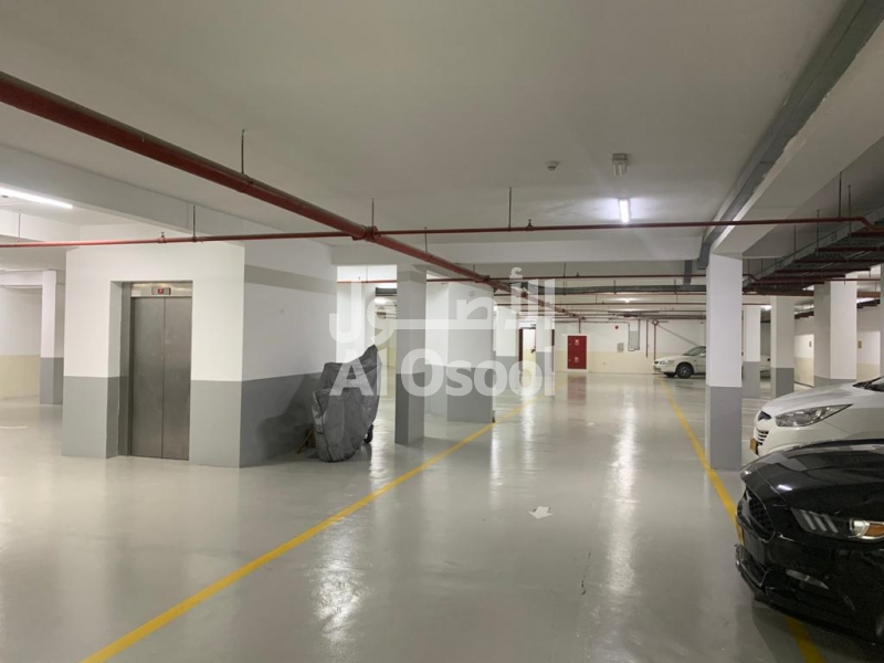 Offices For Rent In Wadi Kabir Next To Shertun For RO 344.8