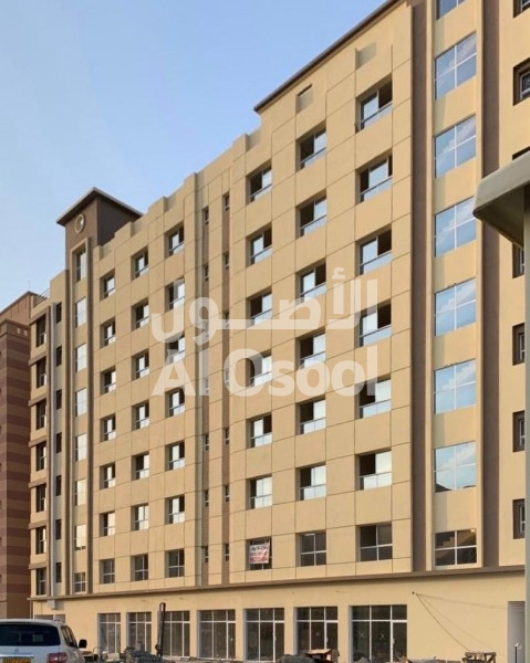 Luxury apartment in Amerat in the most strategic location opposite Mall of Amerat .