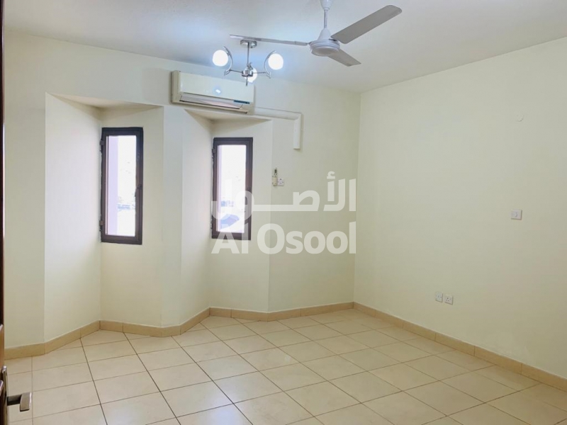 2bhk for rent in Ramis House, qurum for 300 omr