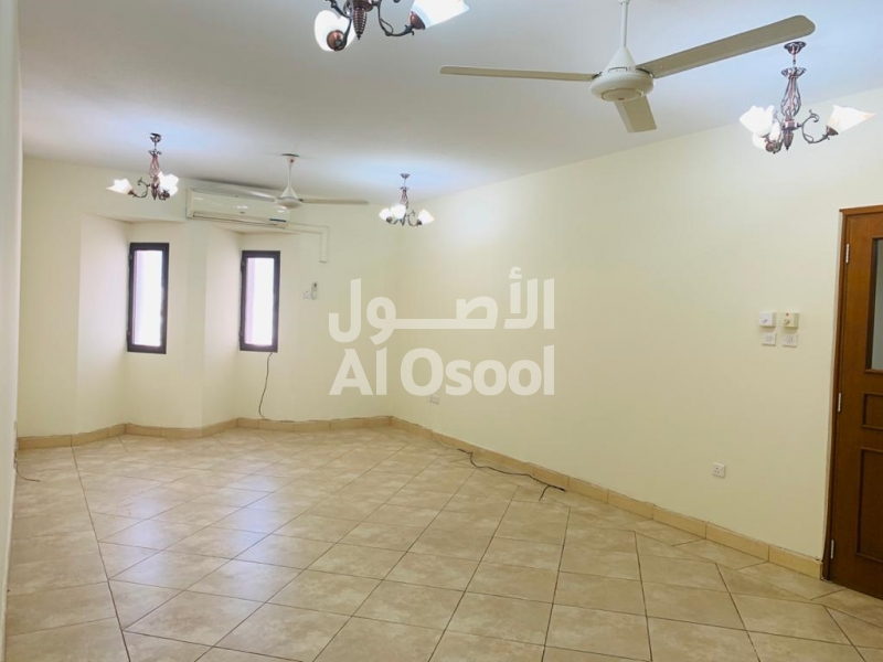 2bhk for rent in Ramis House, qurum for 300 om