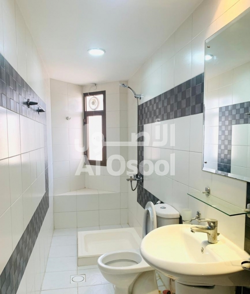 1bhk for rent in Ramis House, qurum for 240 om