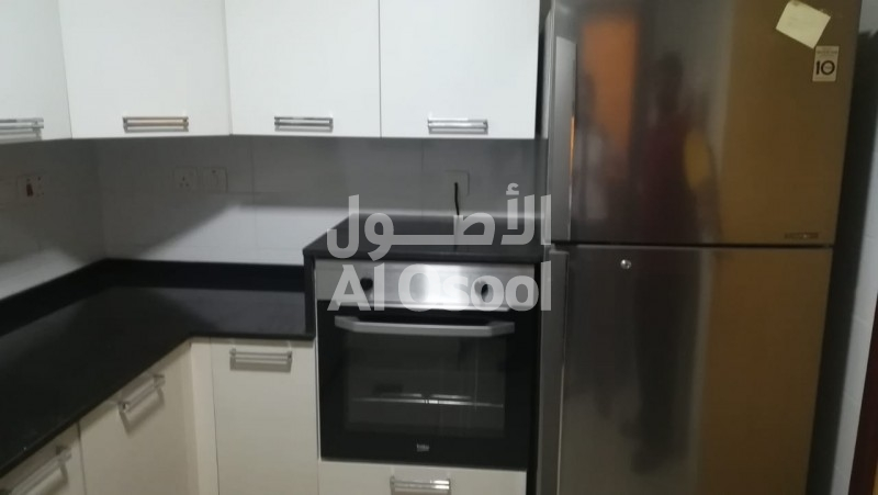 Partly Furnished 2 bedroom Apartment for rent in Baoshar