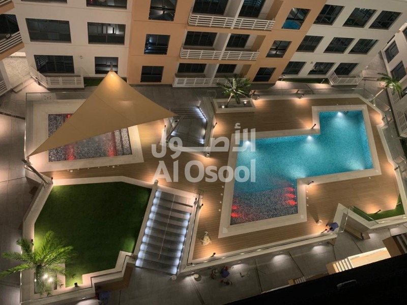 luxury apartments in Pearl Muscat , Muscat Hills Future   .