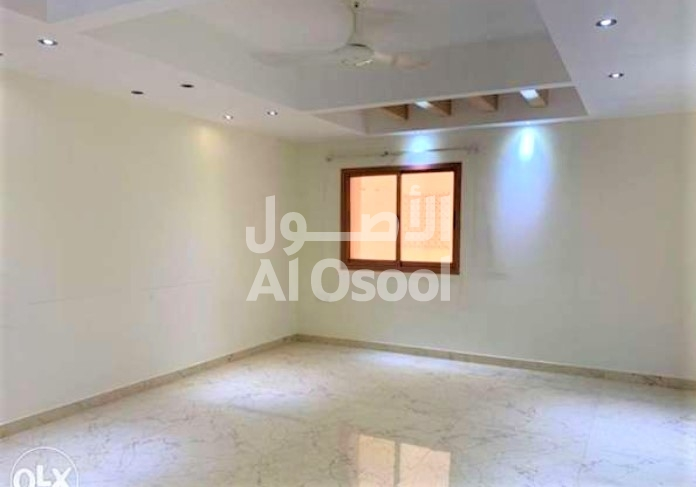 1bhk for rent in al khuwair for 275 omr