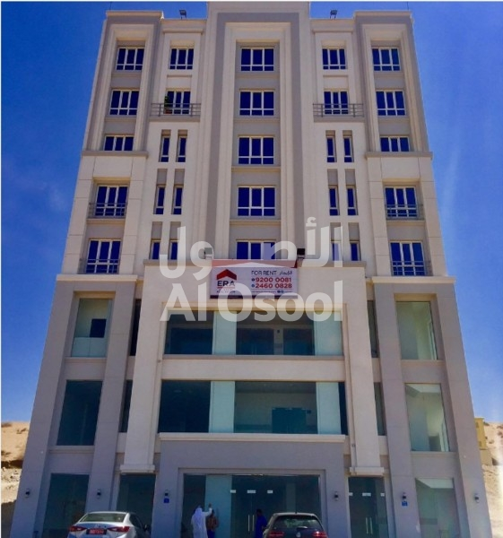 Fitted office for rent in Bausher R.O 5 per sq.m