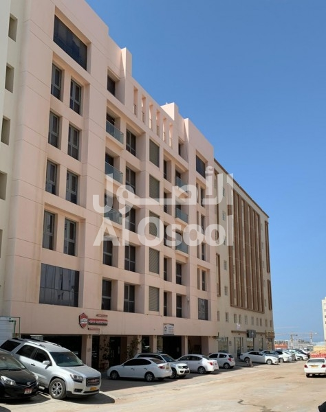Fitted space for rent in Al Mulham Building G. Floor