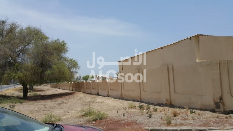 Residential plot in excellent location in Sib   .