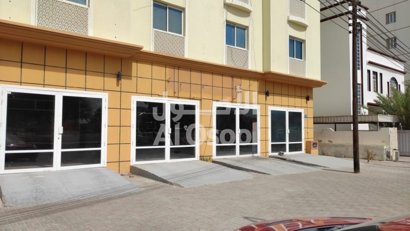 400 Sq.m Retail Shop Is Available For Rent