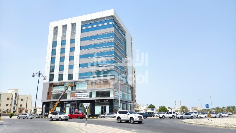 Offices For Rent in Al - Khoud