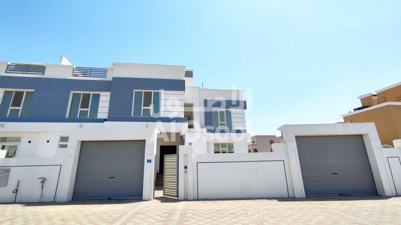 Modern Finishing Villa Is Avaiable For Rent In Al Ansab